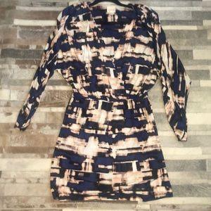 Parker long sleeve dress size medium - adorable!